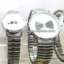 Legierungs-Liebes-Uhr-Paaruhr, Geschenkuhr JW-05