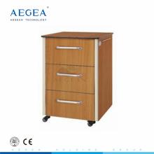 АГ-BC016 деревянной раме подвижной госпиталь прикроватные китайский аптечке