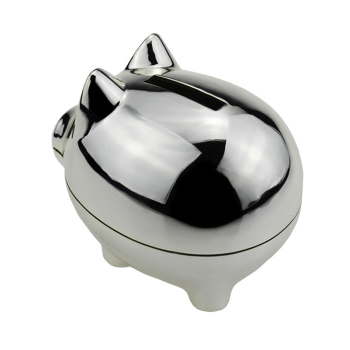 hot sale cute piggy coin bank