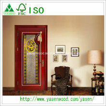 Luxury Solid Wooden Doors Solid Door Manufacturer/Factory