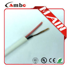 Los surtidores de China emparedan los cables cca / ccs / bc / ofc de la conexión de cobre del cable para el teléfono blindado 1p