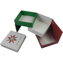 Бумажные коробки для подарков с логотипом для упаковки