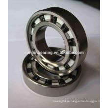 6307 rolamentos híbridos 35x80x21 mm Cromado Corridas de aço Bolas de cerâmica 6307 2RS ou 6307 RS