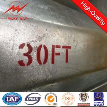 Poles Nea Poles 25FT, 30FT, 35FT, 40FT, 45FT Steel Pole to Manila