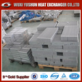 Hot Selling Customized Complete Aluminum Intercooler Core
