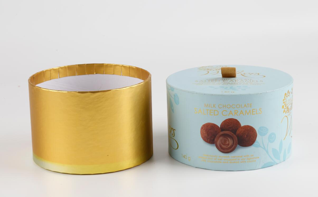 foodstuff cylinder box