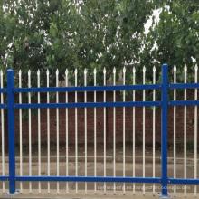 paneles de cercas de aluminio