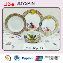 Porcelain High Quality Super White Food Plates
