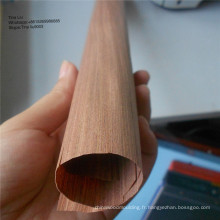 Mobilier décoratif en placage de bois
