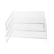 3-Layer Kitchen Baking Bread Cake Biscuit Cooling Rack