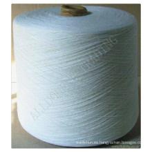 Buen hilo de coser de poliéster vendible para hilo de cierre de bolsa reciclado