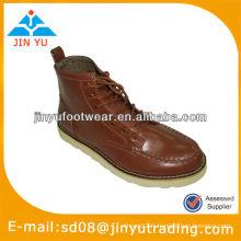 Chaussure en cuir pour hommes les plus populaires