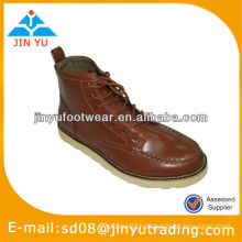 Most popular men leather boot