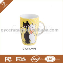 Set of 2 pcs 12OZ porcelain mug in gift box, Item No.: GY-MG-105