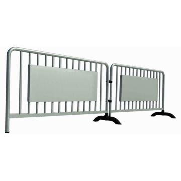 Penjualan panas Galvanized Crowd Control Traffic Safety Barrier