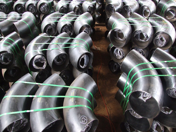 Large Diameter Steel Pipe Fitting