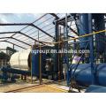 Eueopean satanard 100% окружающей среды и продавцы безопасности завода масла пиролиза отходов шин