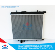 Auto Parts Aluminum Radiator for Peugeot 307 Mt Cooling System