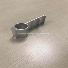 6063 profil de timbre en aluminium CNC pour dissipateur de chaleur