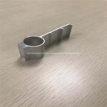 Perfil de sello de aluminio CNC 6063 para disipador de calor