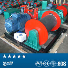 40T electric winch