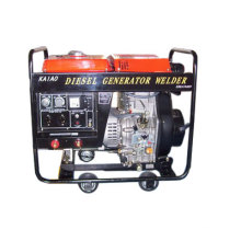 Diesel Welding Machine (KDE6500EW)