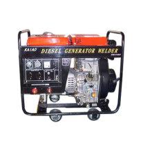Máquina de solda a diesel (KDE6500EW)