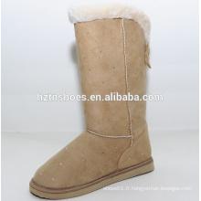 Chaussures en diamant durables en hiver