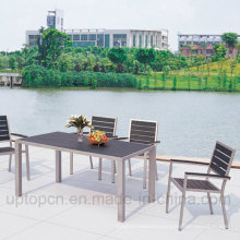 Outdoor Aluminum Table Garden Table (SP-AT352)