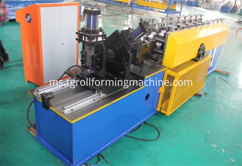 Light Gauge Steel Villa Frame Machine