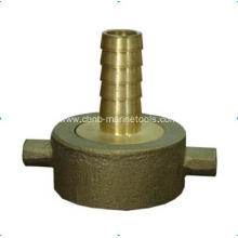 Cast Bronze Air Hose Couplings