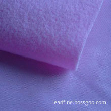 Golden Velvet Fabric, Suitable for Dress and Sportswear, Made of 100% Polyester