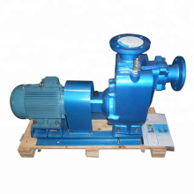 ZW series self priming centrifugal pumps