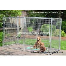 Boîtiers de chien soudés galvanisés robustes