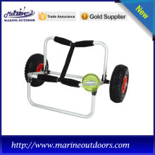 Aluminum canoe and kayak carrier, Beach canoe trolley, Hot sale canoe trolley