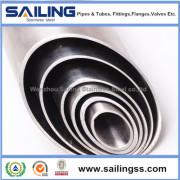 Tubo de acero inoxidable ASTM A270 categoría alimenticia