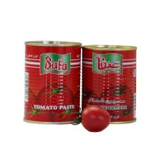 70g-4500g Tomatenmark für Benin