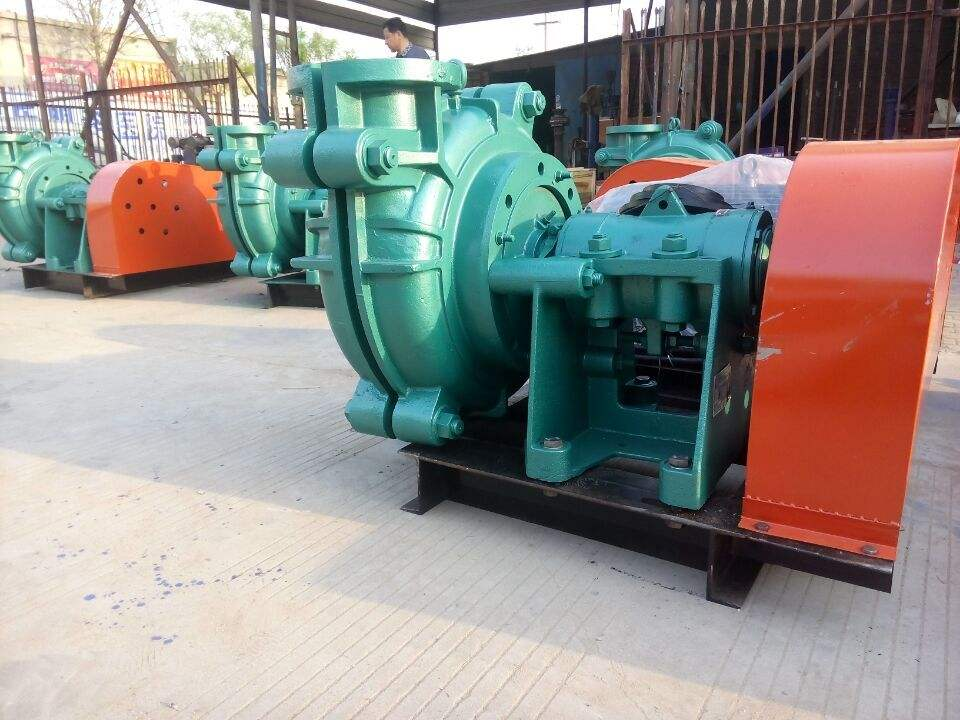 اكتب ZJ High Head Slurry Mining Pumps