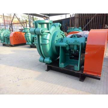 Tipo ZJ High Head Slurry Mining Pumps
