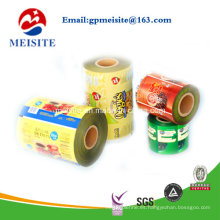 Película de envasado automático de polvo de leche en rollo