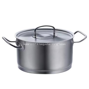 Nouveau Pot à Soupe & Bouillon Cuisine SUS304
