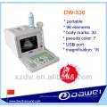 лучший портативный УЗИ аппарат для людей, и USB ультразвуком цена зонд (ДГ-330)