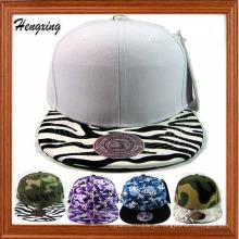 Chapéus exteriores feitos sob encomenda do Snapback liso do acampamento