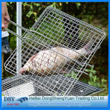 BBQ Fish Grill Net with Handle