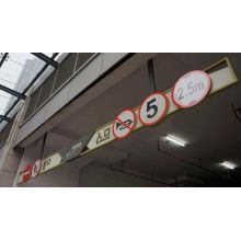 Car Park Ceiling LED Directional Sign Car Park Ramp Drectional Sign