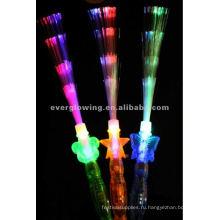 Сид Проблескивая ручка пластмассовая палочка,светящийся брелок для пары