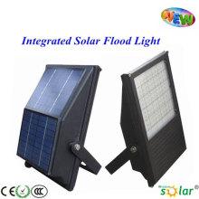 Super lumineux solaire LED projecteur avec 2pcs 6V / 4.5Ah batterie d'acide de plomb