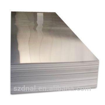Feuille d'aluminium 5083 H116 haute qualité