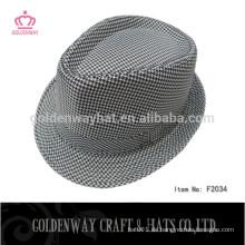 Mode Baumwoll Fedora Hüte für den Winter für Männer