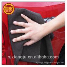 Mixed color magic microfiber towel car cleaning